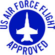 USAF flight approved